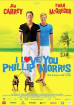 Filmposter I Love You Phillip Morris