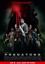 Filmposter Predators