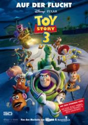 Filmposter Toy Story 3