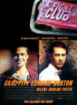 Filmposter Fight Club