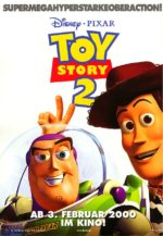 Filmposter Toy Story 2