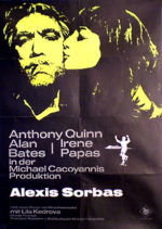 Filmposter Alexis Sorbas