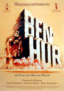 Filmposter Ben Hur