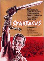 Filmposter Spartacus