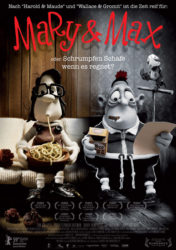 Filmposter Mary & Max