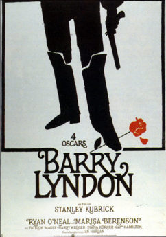 Filmposter Barry Lyndon