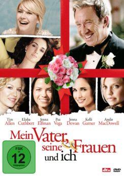 DVD-Cover Mein Vater, seine Frauen und ich