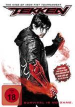DVD-Cover Tekken