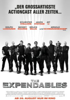 Filmposter The Expendables
