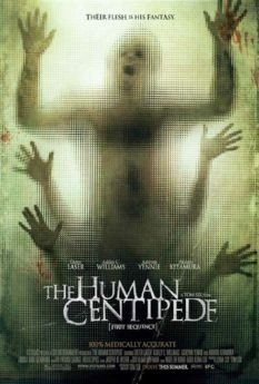 Filmposter The Human Centipede