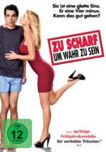 DVD-Cover Zu scharf um wahr zu sein
