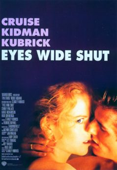 Filmposter Eyes Wide Shut
