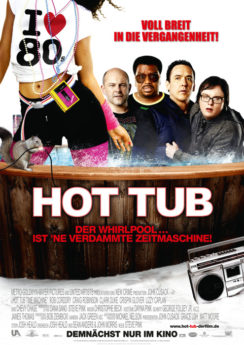 Filmposter Hot Tub