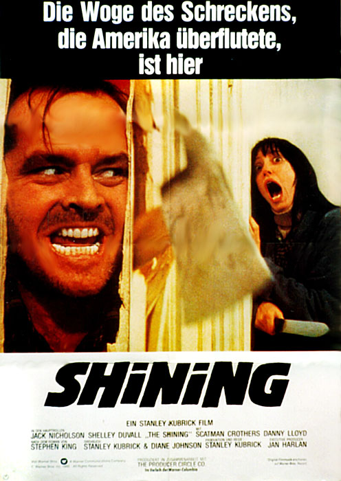The shining film critique essay