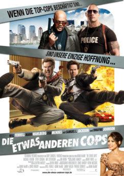 Filmposter Die etwas anderen Cops