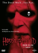 DVD-Cover House of the Dead uncut