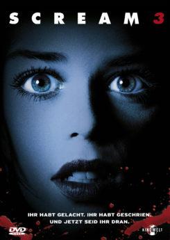 Filmposter Scream 3