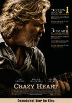 Filmposter Crazy Heart