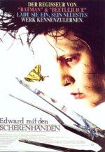 Filmposter Edward mit den Scherenhänden