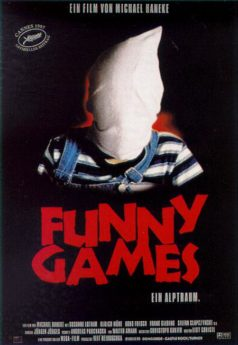 Filmposter Funny Games