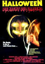 Filmposter Halloween - Die Nacht des Grauens