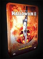 DVD-Cover Halloween II - Das Grauen kehrt zurück