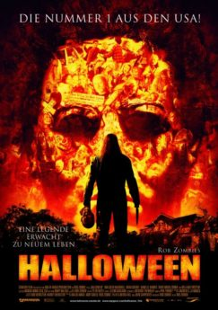 Filmposter Rob Zombie's Halloween