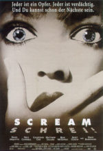 Filmposter Scream - Schrei!