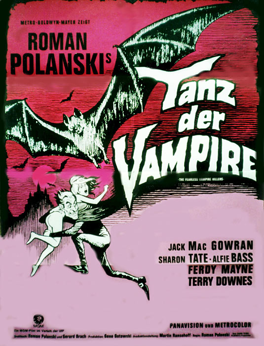 Tanz Der Vampire Der Film