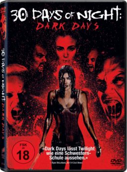 DVD-Cover 30 Days of Night: Dark Days