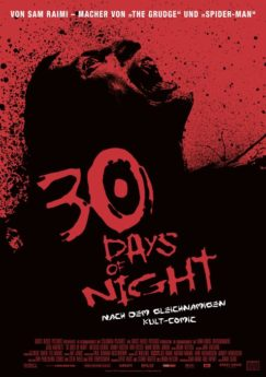 Filmposter 30 Days of Night