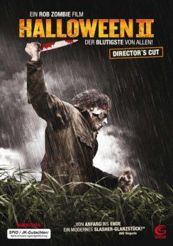 DVD-Cover Halloween II