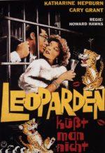 Filmposter Leoparden küsst man nicht