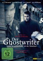 DVD-Cover Der Ghostwriter