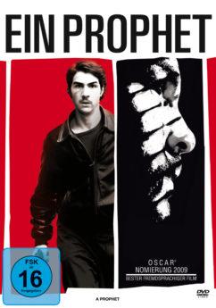 DVD-Cover Ein Prophet