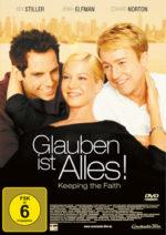DVD-Cover Glauben ist alles