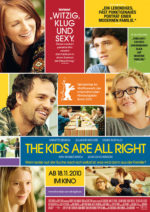 Filmposter The Kids Are All Right
