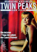 Filmposter Twin Peaks - Der Film