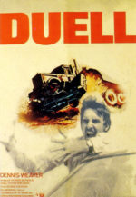 Filmposter Duell