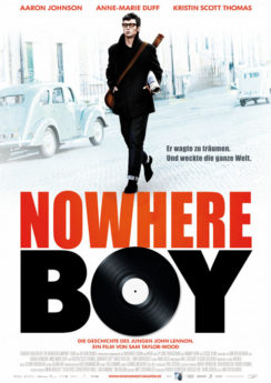 Filmposter Nowhere Boy