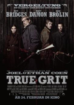 Filmposter True Grit