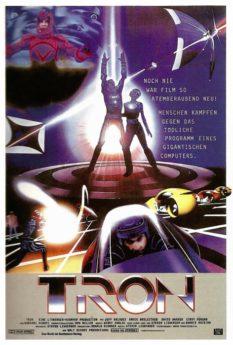 Filmposter Tron
