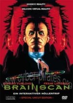 DVD-Cover Brainscan
