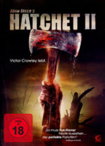 DVD-Cover Hatchet II