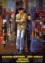 Filmposter Asphalt-Cowboy