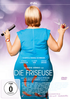 DVD-Cover Die Friseuse