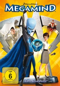 DVD-Cover Megamind