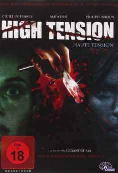 DVD-Cover High Tension