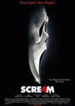 Filmposter Scream 4