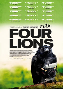 Filmposter Four Lions